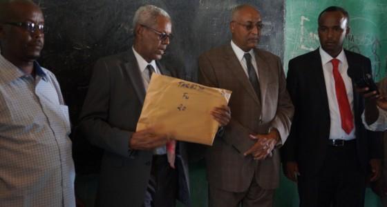MADAXWEYNE KU-XIGEENKA PUNTLAND OO IMTIXAANKA SHAHAADIGA AH EE FASALADA 12-AAD IYO 8-AAD MAANTA FURAY
