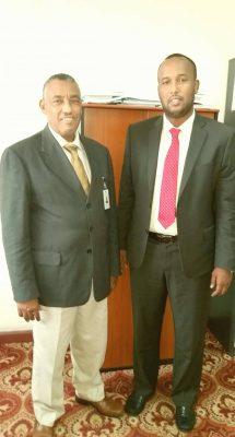 Punt. DG and Ethiopia DG