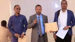 Wasaaradda Waxbarashada iyo Tacliinta Sare (WWTS) ee Puntland ayaa imtixaan ka qaadday arday deeq waxbarasho oo heerka labaad ee jaamacadda ah loogu dirayo dalka Ethiopia.